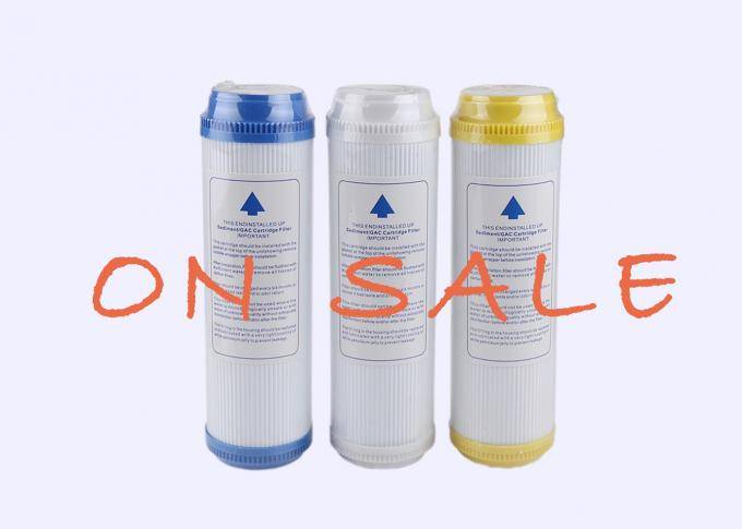 UDF Coal Carbon 5 Micron Activated Carbon Filter Cartridge