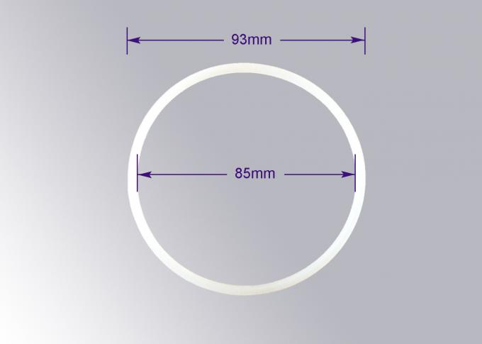 Food Grade Filtration Parts White Silicone O Rings Silicone Gasket Sealer
