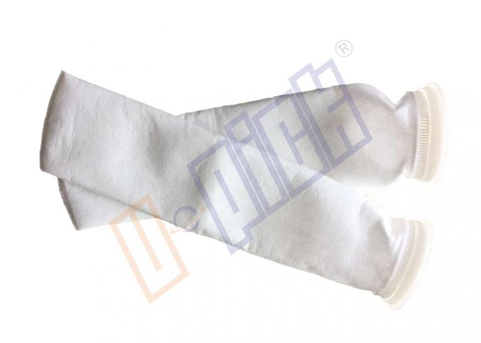 4 Times 20 Inch MTO PP Liquid Filter Bag For Industrial Prefiltration