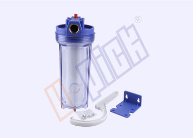 China CE Certification Transparent Pre Filter Housing For Household Water Purifier supplier
