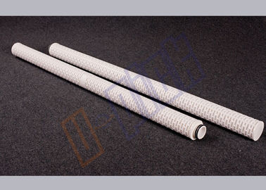 China 30 Inch Membrane Filter Cartridge / Cartridge Oil Filter With Glass Fiber supplier