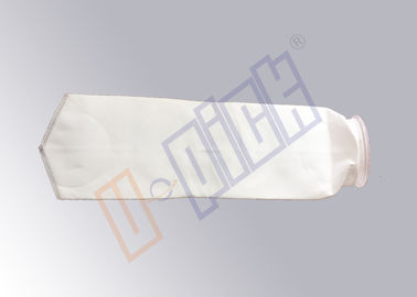 China High Efficiency Size 2 1 Micron Oil Filter Bag In Edible Oil Production Line supplier