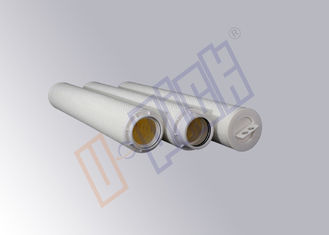 China Food Grade 5 Micron PP Pleated Filter Cartridge For Prefiltration Beverage / Water supplier