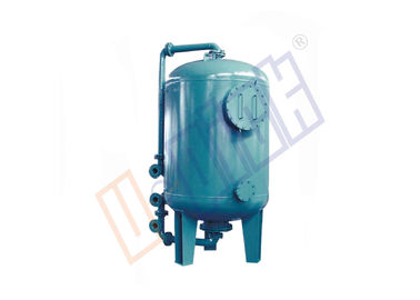 China Customized 304 Stainless Steel Filter Housing With Turbidity Filter Systems supplier