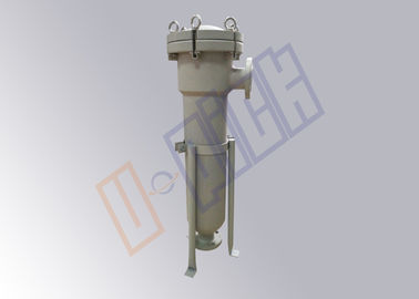 China Anti Corrosive PP Filter Housing / Size 2 Water Filter Housing For Chemical Industry supplier