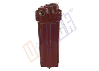 China Thermostability Nylon 10 Inch Water Filter Housing With ISO Standard supplier