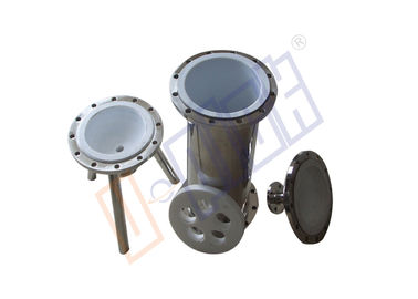 China Anti Corrosive Multi Bag Filter Housing / 304 SS Filter Housing For Sea Water Treatment supplier