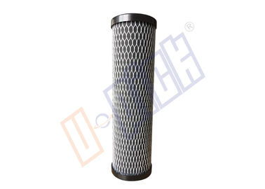 China Water Activated Carbon Fiber Cartridge AC Fiber Cloth Wrapped Around supplier