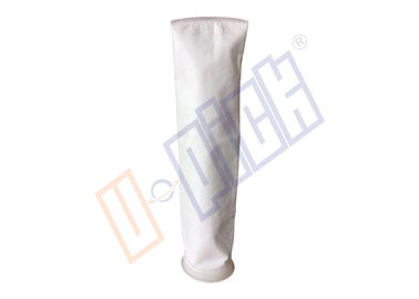 China UL Recognized Industrial Filter Bags / PP Felt 25 Micron Filter Bag supplier