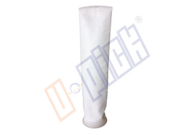 China 4 Times 20 Inch MTO PP Liquid Filter Bag For Industrial Prefiltration supplier