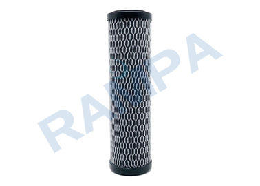 China Water Activated Carbon Fiber Cartridge AC Fiber fabric Wrapped Around supplier