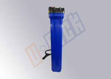China 20 Inch Pure PP Filter Housing Single Core For Transformer Oil Filtration distributor