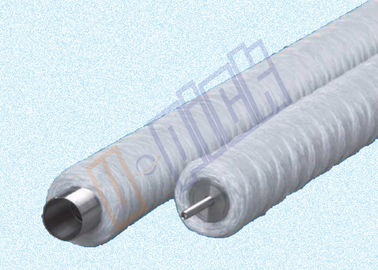 China 5 Micron Water Filter / Water Filter Refill Cartridge With Thread Connector distributor