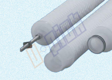 China 60 - 70 Inch Water Filter Cartridges / PP Pleated Filter Cartridge For Water Treatment distributor