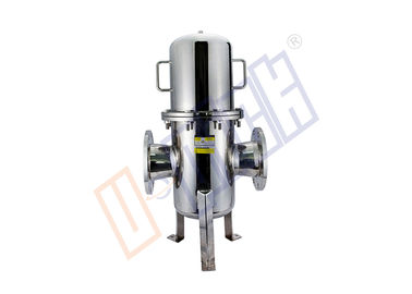 China 9 Cores Stainless Steel Filter Housing Extra Pure Gas Filtration Hydrobolic PTFE distributor