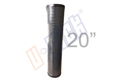 ISO Standard Activated Carbon Water Filter Cartridge For Post RO System