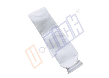China 100 micron UL recognized PP felt filter bags with special size. distributor
