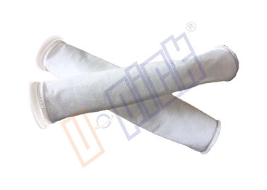 China 5 μm UL recognized PP filter bag used in protectiing ss filter housing distributor