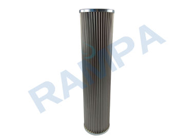 China Glass Fiber Gearbox Hydraulic Filter Element For Dialysis Machine High Performance distributor